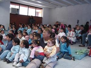 Onomatopeyas, Astillero Teatro en el DIF
