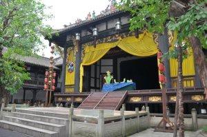 Astillero Teatro performed Onomatopoeia at Wu Hou Ci