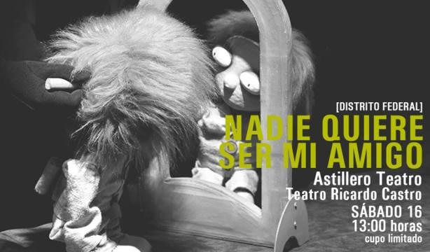 Muestra Nacional de Teatro, Drango 2013