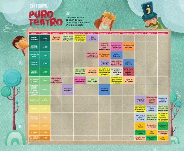 Festival Puro Teatro 2014